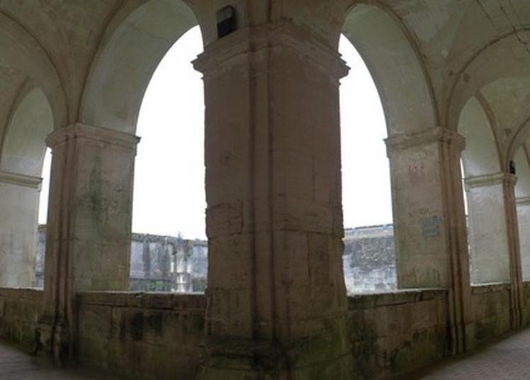 Visite Libre De L'abbaye De Jovilliers à Stainville