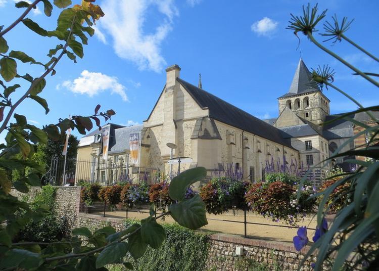 Visite Libre De L'abbaye De Montivilliers