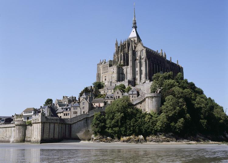 Visite Libre De L'abbaye Du Mont-saint-michel Avec Accès à Notre Dame Sous Terre à Le Mont saint Michel