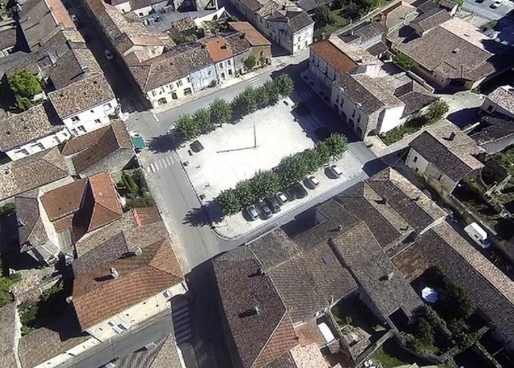 Visite Libre De L'abbaye Et De La Bastide De Blasimon