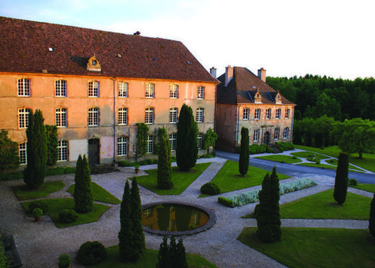 Visite Libre De L'abbaye Et Des Jardins D'autrey à Autrey