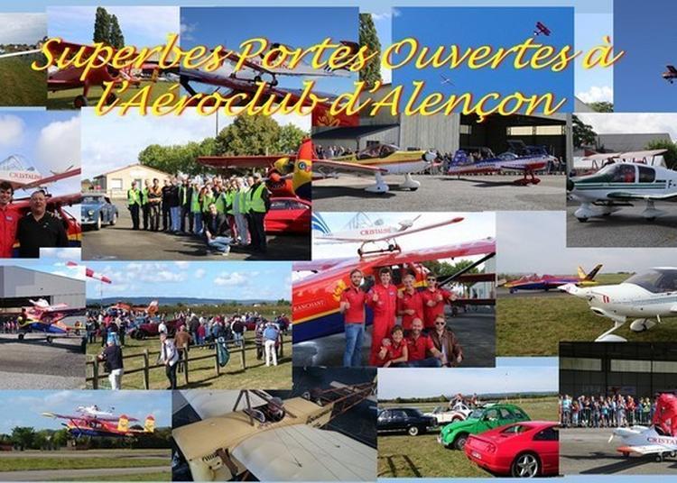 Visite Libre De L'aérodrome à Alencon
