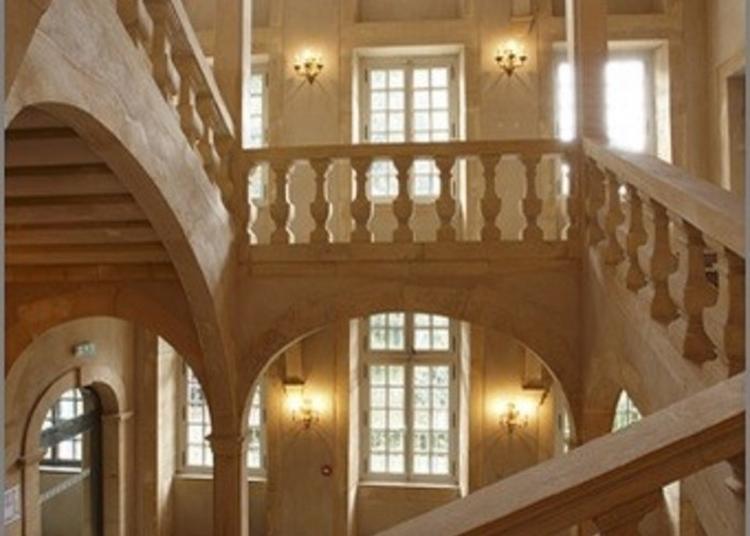 Visite Libre De L'ancienne Abbaye Saint-clément à Metz