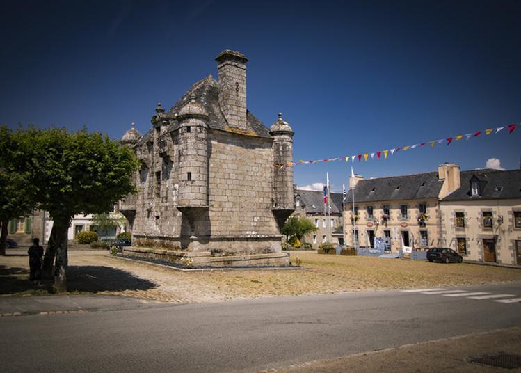Visite Libre De L'ancienne Prison Seigneuriale à Guerlesquin