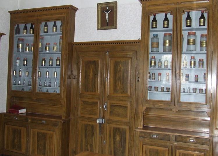 Visite Libre De L'apothicairerie Hospitalière Et Des Chapelles à Pontarlier