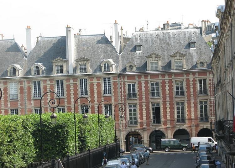 Visite Libre De L'appartement à Paris 4ème
