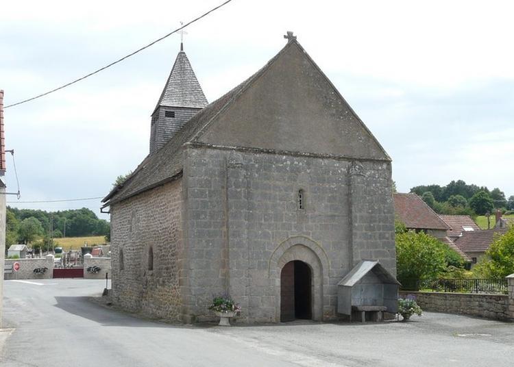 Visite Libre De L'église à Saint Silvain Bas le Roc