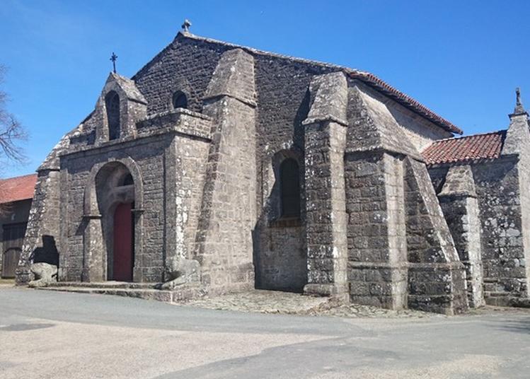 Visite Libre De L'église à Toulx sainte Croix