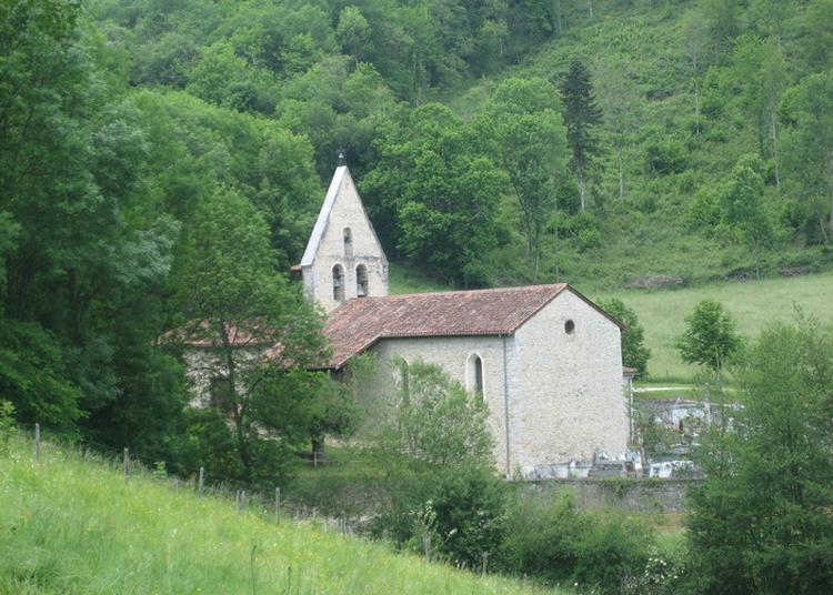Visite Libre De L'église à Estadens