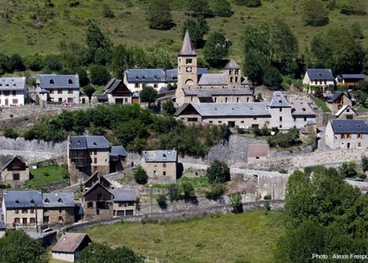 Visite Libre De L'église à Saint Aventin