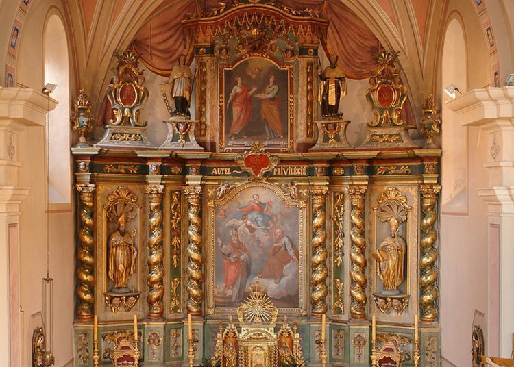 Visite Libre De L'église à Macot la Plagne