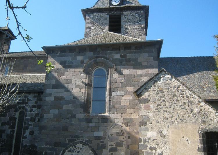Visite Libre De L'église à Mur de Barrez