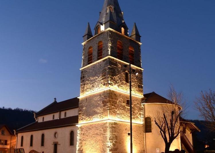 Visite Libre De L'église à Vaulnaveys le Haut