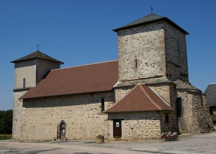 Visite Libre De L'église à Meuzac