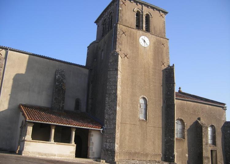 Visite Libre De L'église à Azay sur Thouet