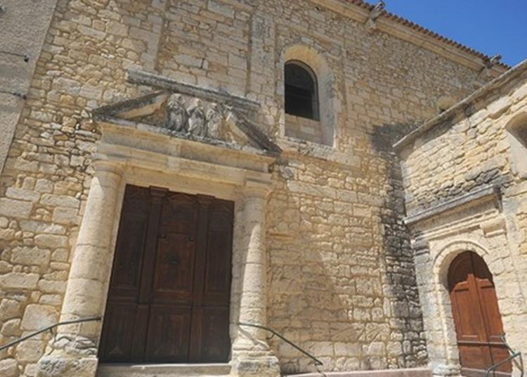 Visite Libre De L'église à Vallabregues