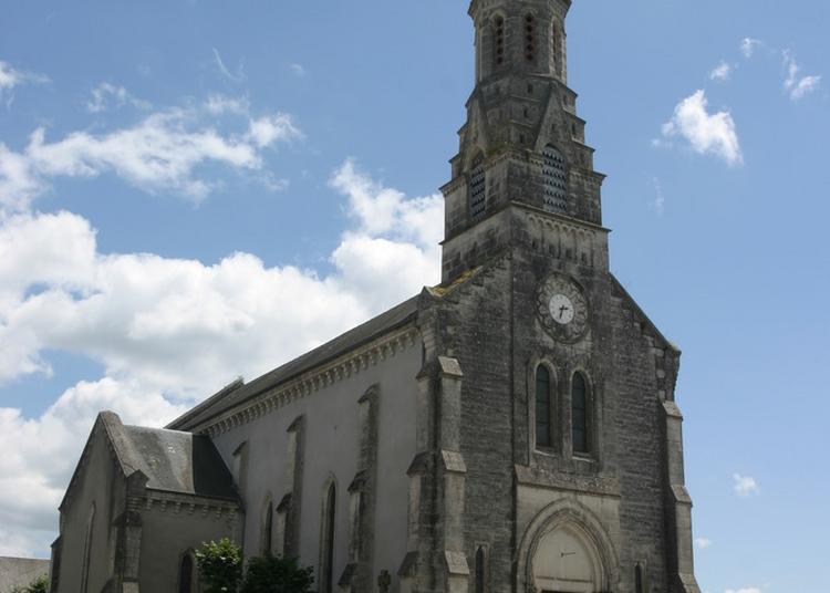 Visite Libre De L'église à Saint Vitte sur Briance