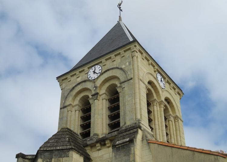 Visite Libre De L'église à Louzy