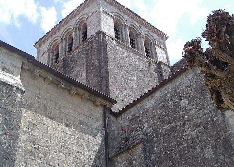 Visite Libre De L'église à Coulonges sur l'Autize