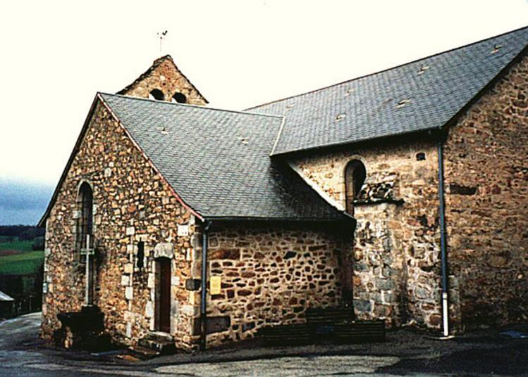 Visite Libre De L'église à Saint Priest Ligoure