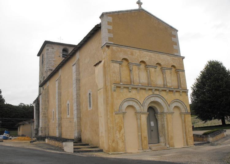 Visite Libre De L'église à Saint Felix