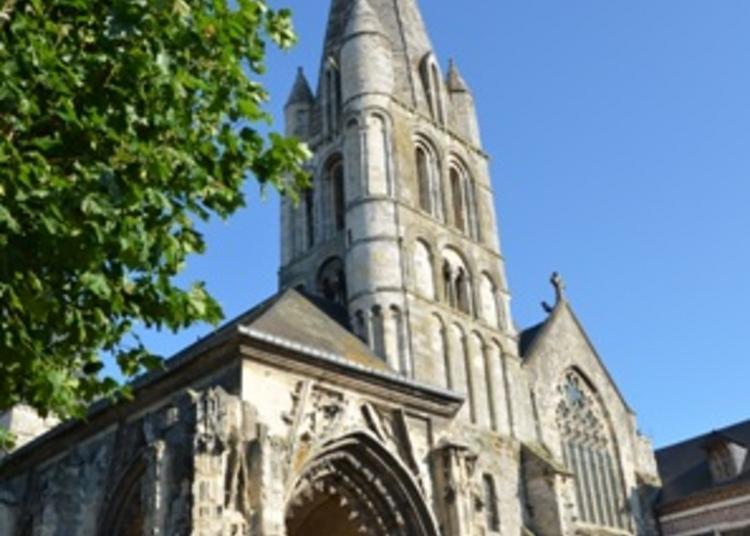 Visite Libre De L'église Abbatiale à Montivilliers