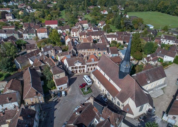 Visite Libre De L'église De Cézy à Cezy