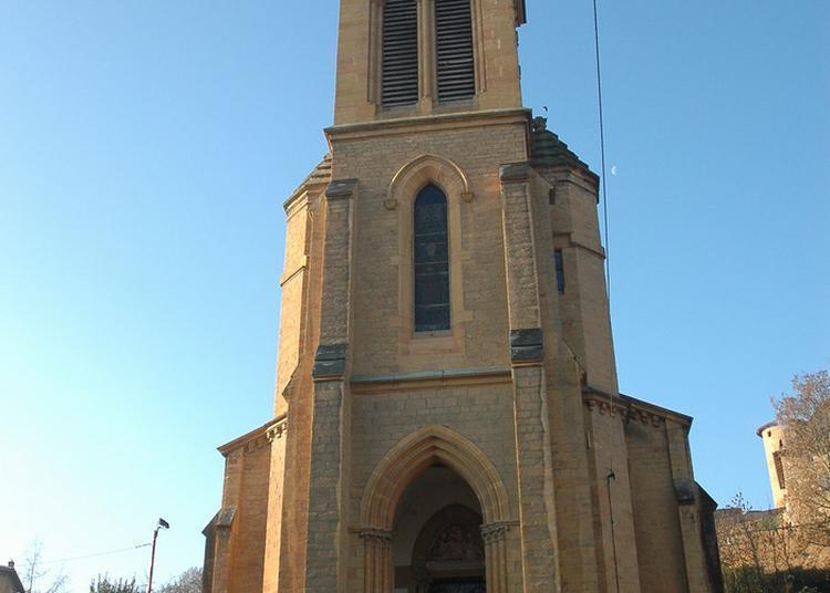 Visite Libre De L'église De Jarnioux.