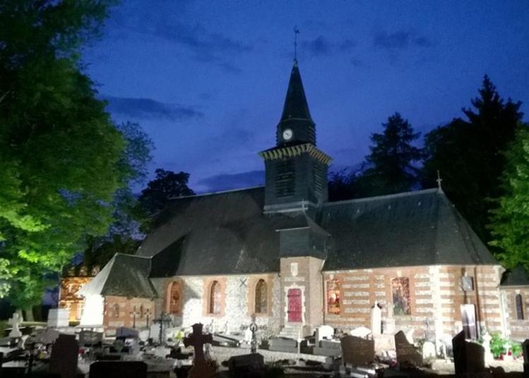 Visite Libre De L'église De La Nativité De Notre-dame à Bois Heroult