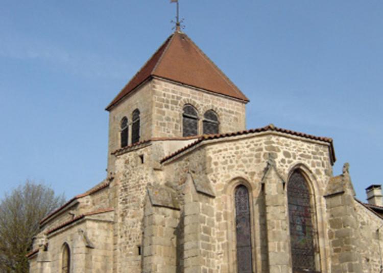 Visite Libre De L'église De La Tourette Du Xiie Siècle