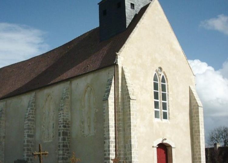 Visite Libre De L'église De Martigny Sur L'ante à Martigny sur l'Ante