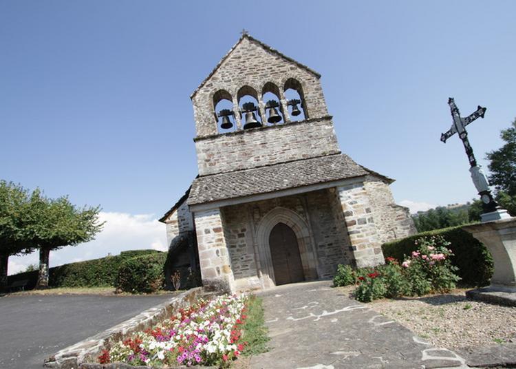 Visite Libre De L'église De Murols