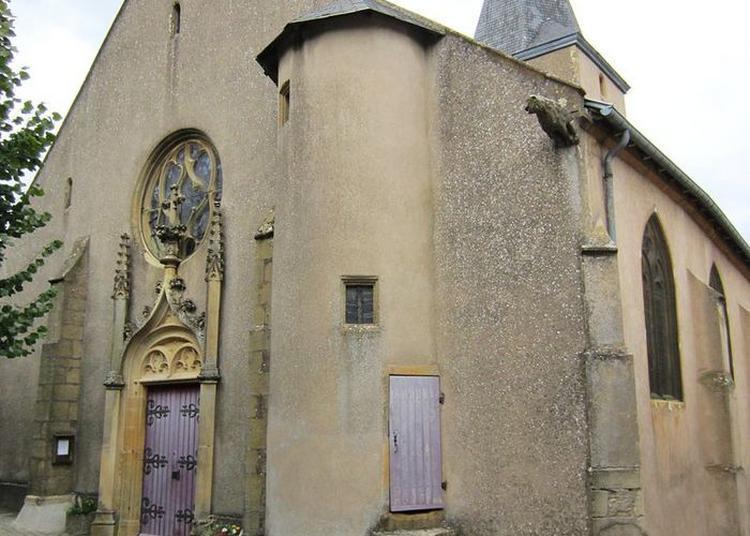 Visite Libre De L'église De Rozerieulles