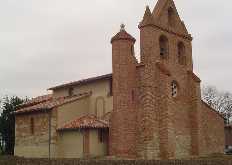 Visite Libre De L'église De Saint-anatoly à Lanta