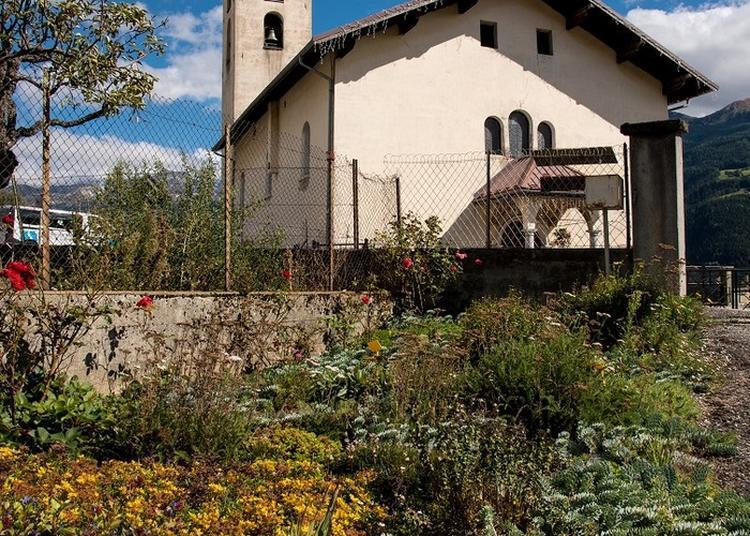 Visite Libre De L'église De Saint-laurent-de-la-côte à La Plagne