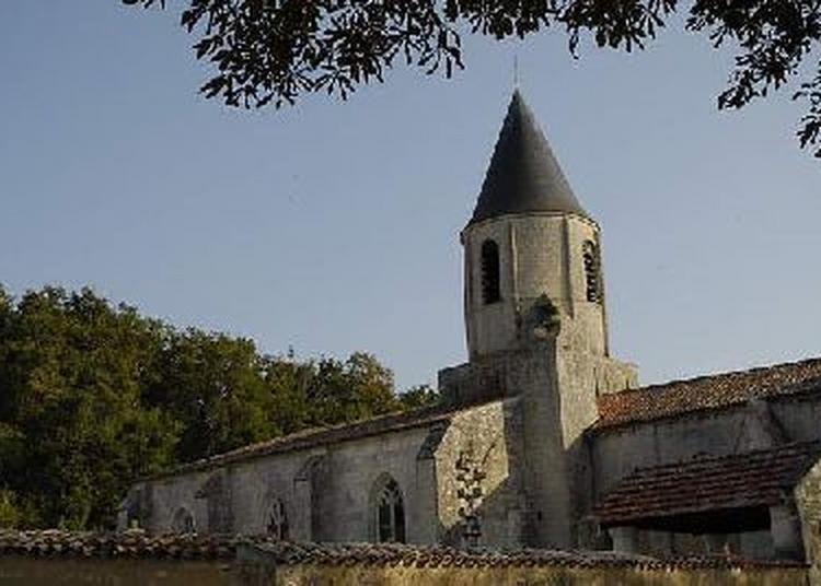 Visite Libre De L'église De Saint-symhorien à La Gripperie saint Symphorie
