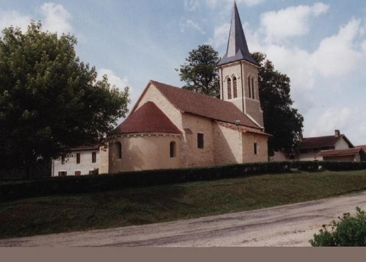 Visite Libre De L'église De Vescours.