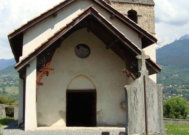 Visite Libre De L'église De Villeneuve-d'uriage à Saint Martin d'Uriage