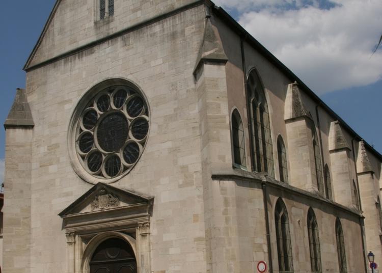 Visite Libre De L'église Des Cordeliers à Nancy