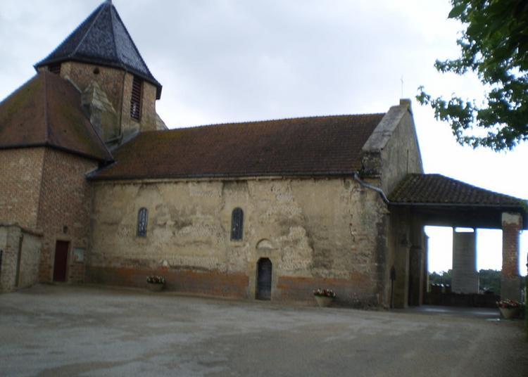 Visite Libre De L'église Du 12ème Siècle à Perrex