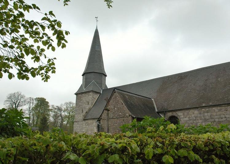 Visite Libre De L'église Mesnil-geoffroy à Ermenouville