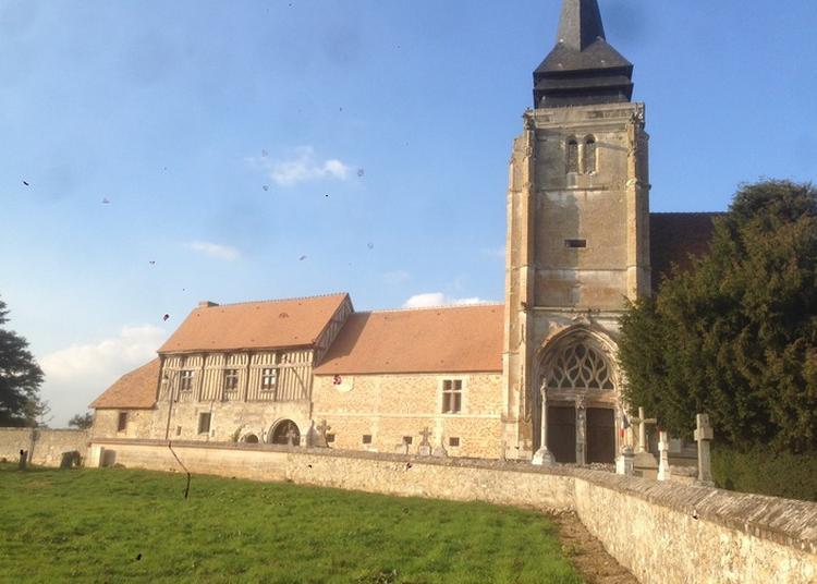 Visite Libre De L'église Notre-dame à Le Mesnil Jourdain
