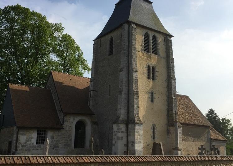 Visite Libre De L'église Notre-dame à Bretagnolles