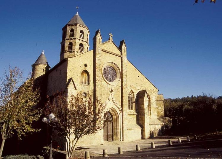 Visite Libre De L'église Notre-dame D'aubin à Viviez