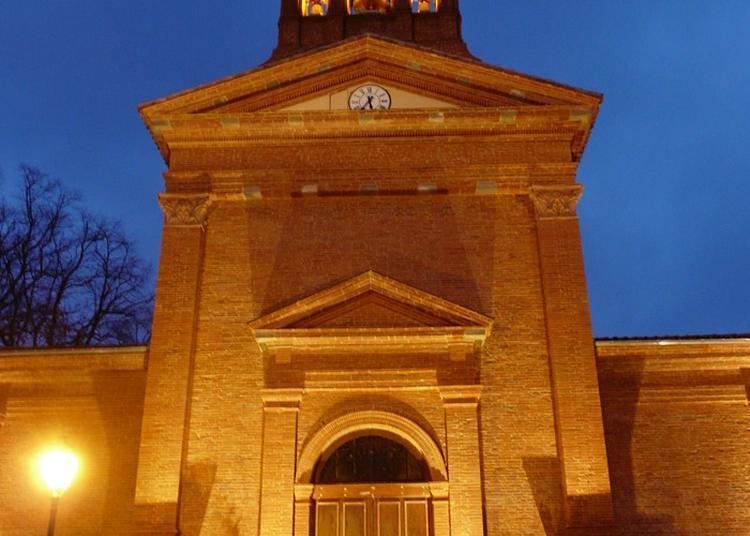 Visite Libre De L'église Notre-dame De L'assomption à Lanta