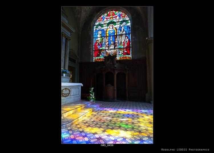 Visite Libre De L'église Notre-dame De Metz