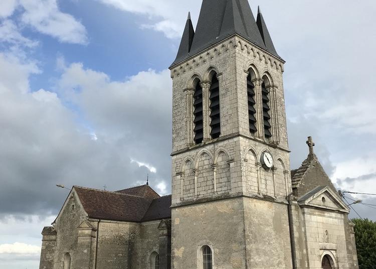 Visite Libre De L'église Notre-dame De Villon
