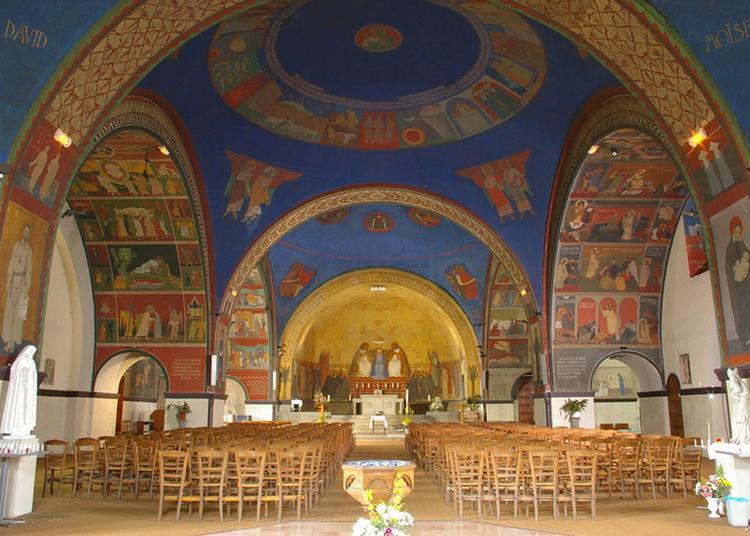 Visite Libre De L'église Notre-dame-du-calvaire à Chatillon