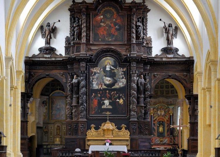 Visite Libre De L'église Notre-dame-du-puy à Figeac