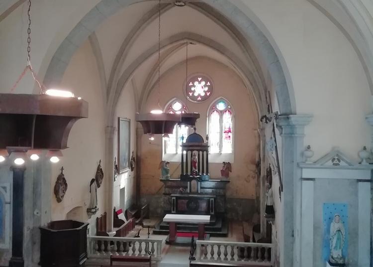 Visite Libre De L'église Paroissiale De Meillerie